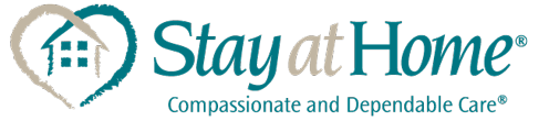 Stay At Home Senior Care Logo